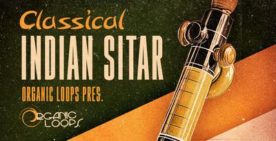Classical Indian Sitar (Organic Loops)