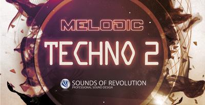 SOR Melodic Techno 2 (Resonance)