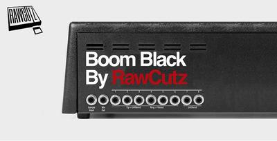 Boom Black (Rawcutz)