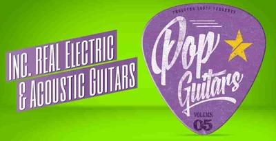 Pop Guitars Vol 5 (Producer Loops)
