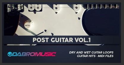 Post Guitar Vol. 1 (DABRO Music)