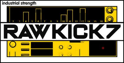 Raw Kick 7 (Industrial)