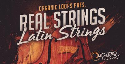 Real Strings - Latin Strings (Organic Loops)