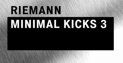 Riemann Minimal Kicks 3 (Riemann)