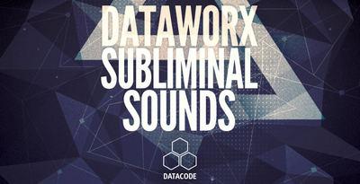 Dataworx Subliminal Sounds (Datacode)