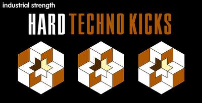 Hard Techno Kicks (Industrial)