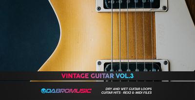 Vintage Guitar Vol.3 (DABRO Music)