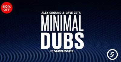 Alex Ground & Dave Zeta - Minimal Dubs (Samplestate)