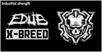 e-Dub - X-Breed (Industrial)