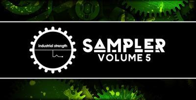 Industrial Strength Label Sampler Vol. 5 (Industrial)