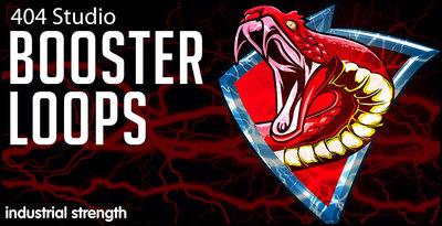 404 Studio Booster Loops (Industrial)