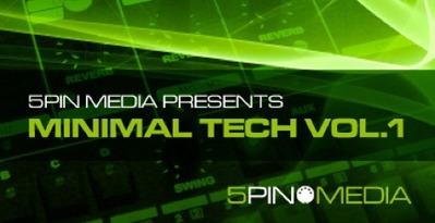 Minimal Tech Vol. 1 (5Pin Media)