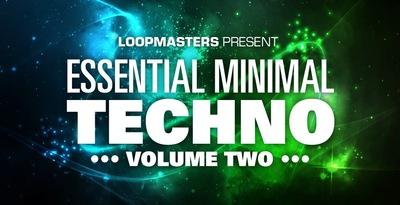 Essential Minimal Techno Vol2 (Loopmasters)