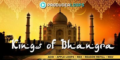 Kings Of Bhangra (Producer Loops)