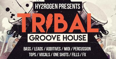 Tribal Groove House (HY2ROGEN)