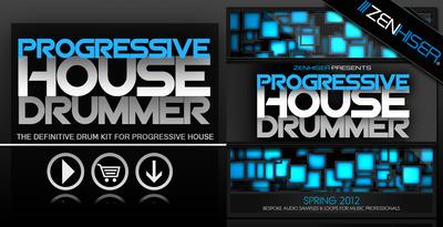 Progressive House Drummer (Zenhiser)