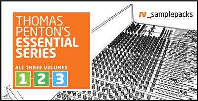 Thomas Penton Complete Essential Series (RV)