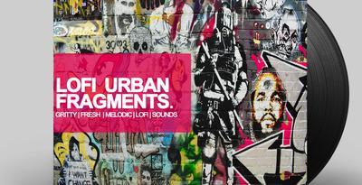 Lofi Urban Fragments (Samplestar)