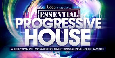 Essentials 21 Progressive House (Loopmasters)