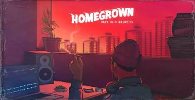Homegrown - Hazy Lo-Fi Melodics (Prime Loops)