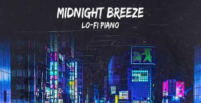 Midnight Breeze - Lo-Fi Piano (Black Octopus)
