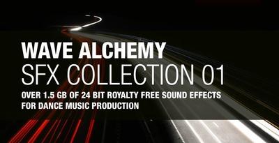 SFX Collection Vol 1 (Wave Alchemy)