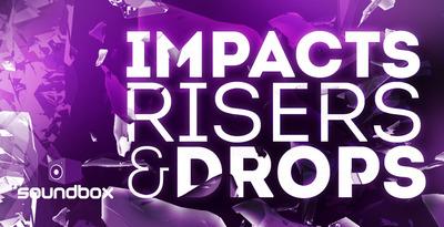 Impacts Risers & Drops (Soundbox)