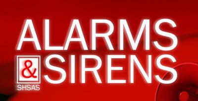 Alarms & Sirens (Shamanstems)