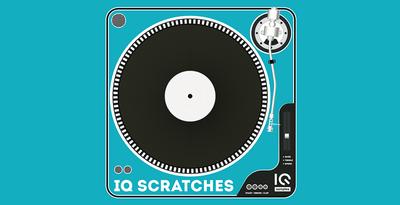 IQ Scratches (IQ Samples)