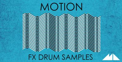 Motion - FX Drum Samples (ModeAudio)