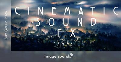 Cinematic Sound FX 1 (Image Sounds)