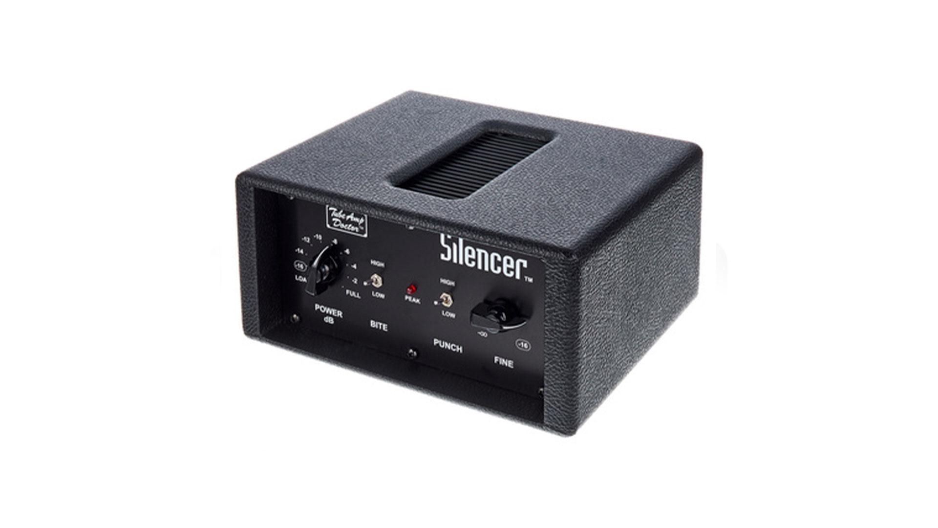 Top Guitar Amp Attenuators