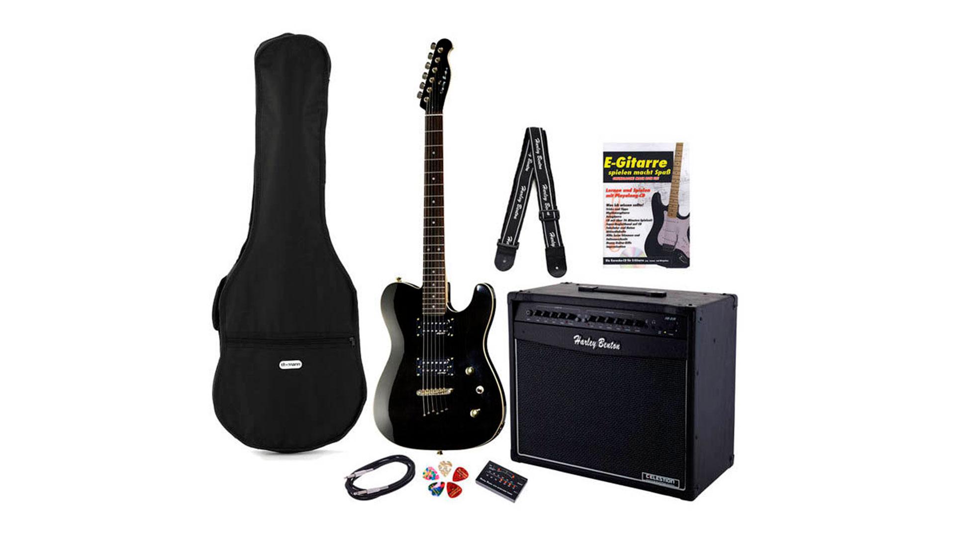 Top Electric Guitar Sets