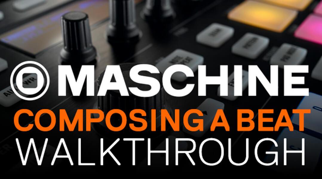 Composing a Beat in NI Maschine